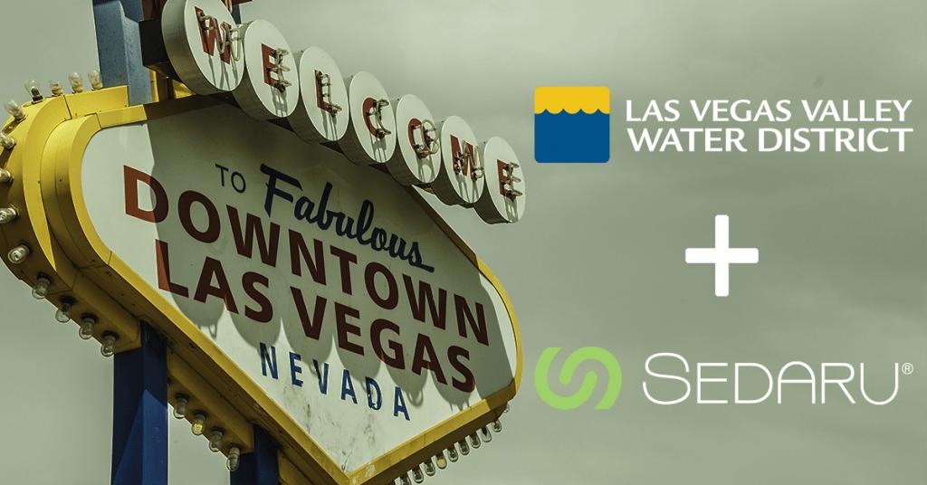 <b>Las Vegas Valley Water District Selects Sedaru</b> 1