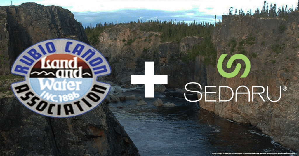 <b>Rubio Cañon Land & Water Association Signs 5-Year Contract with Sedaru as its Enterprise Utility Management System for Real-time Water Operations</b> 1