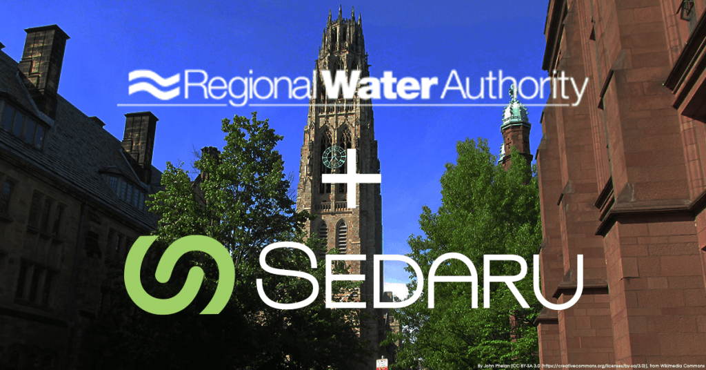 <b>Regional Water Authority Expands Sedaru for Water Loss Management</b> 1