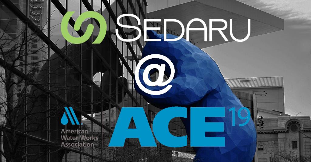 <b>Sedaru at AWWA ACE 19 June 9-12</b> 1
