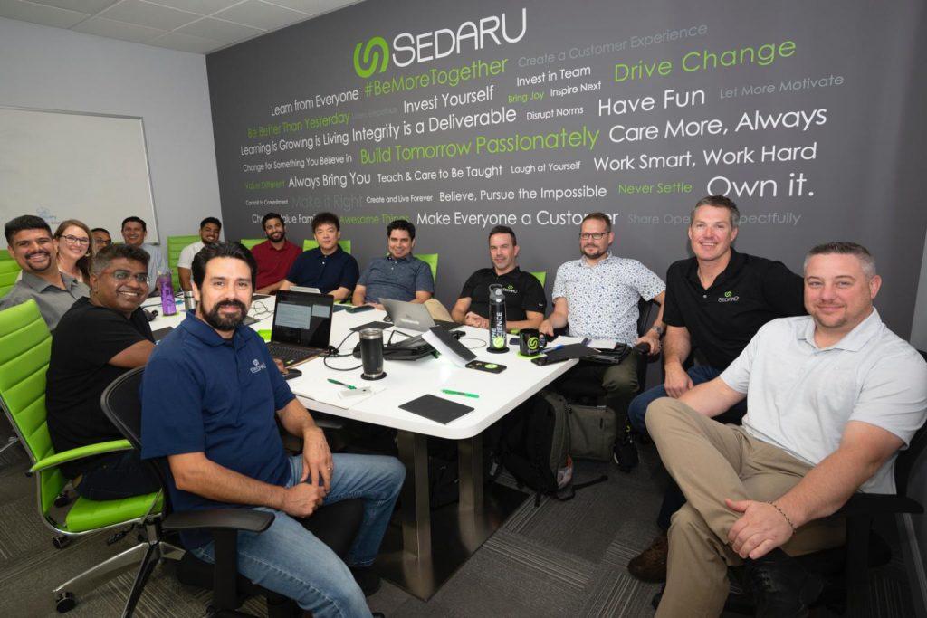 Innovative Strategies with Sedaru Teamwork! 1