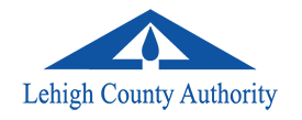Lehigh County Authority Transparent Logo